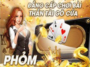 game bài đổi thưởng Phỏm