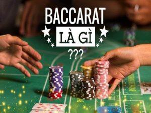 Game bài đổi thưởng Baccarat
